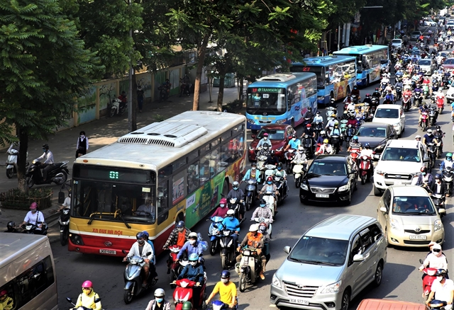 Hà Nội looks to improve access to bus services
