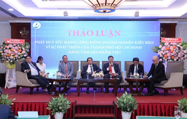 Overseas Vietnamese businesses key to national socio-economic development