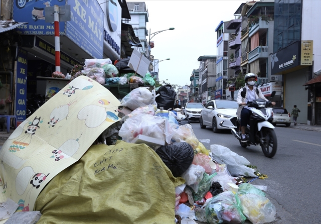 Waste treatment still a problem for Hà Nội