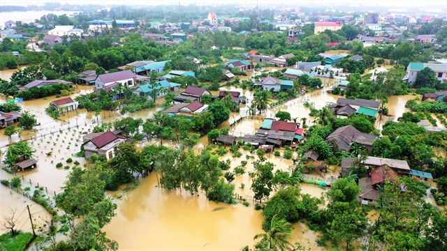 EU pledges €1.3m in aid for flood victims in central Việt Nam