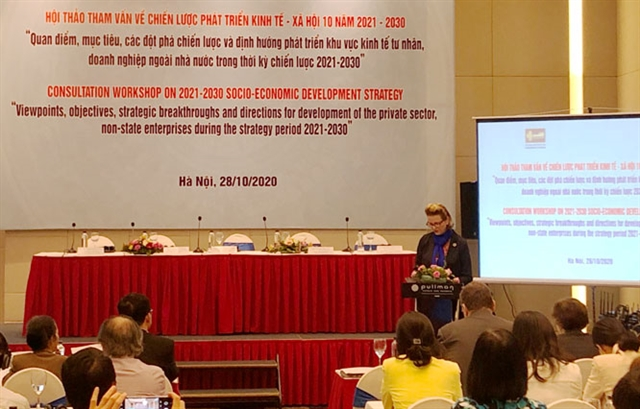 Private sector non-State enterprises to be placed at heart of 10-year development strategy