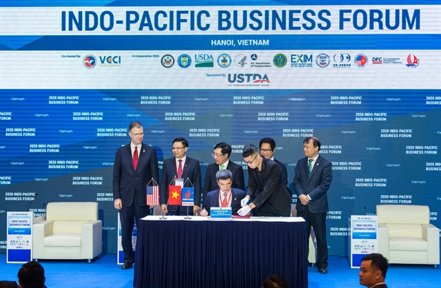 AES Vietnam and PV GAS Ink Term Sheet of the Joint Venture Agreement for Sơn Mỹ LNG terminal