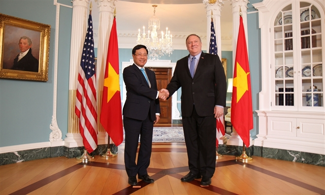 US Secretary of State Mike Pompeo to visit Việt Nam