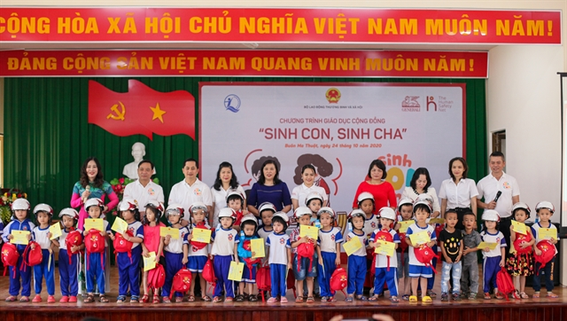 Community educational programmes launched in Mekong Delta and Central Highlands