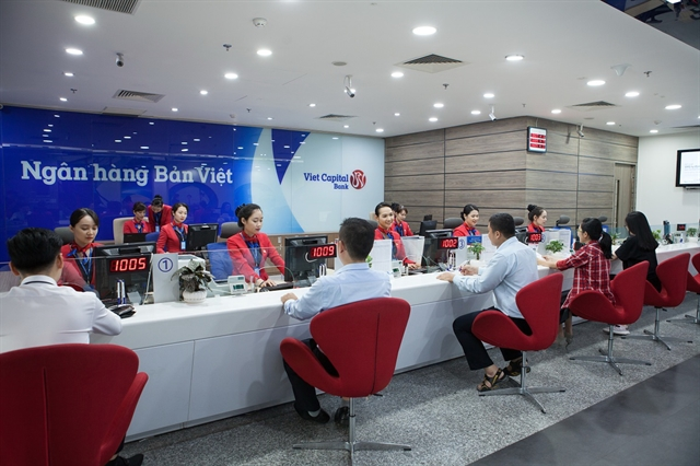 Viet Capital Bank profit up 63 per cent in first 9 months