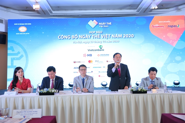 The first Việt Nam Card Day 2020 launched to promote non-cash payment