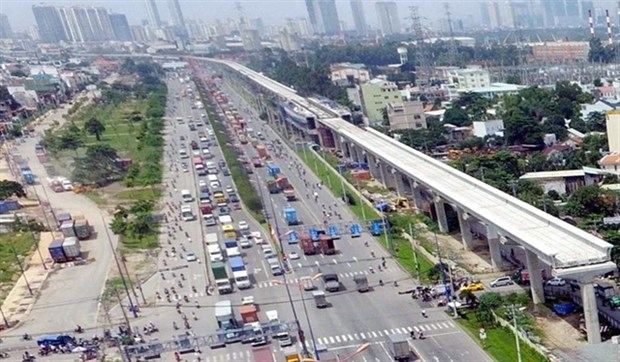 HCM City plans extensive urban development along 1st metro route