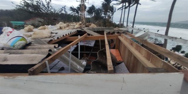 Central region begins repairing post-storm damage
