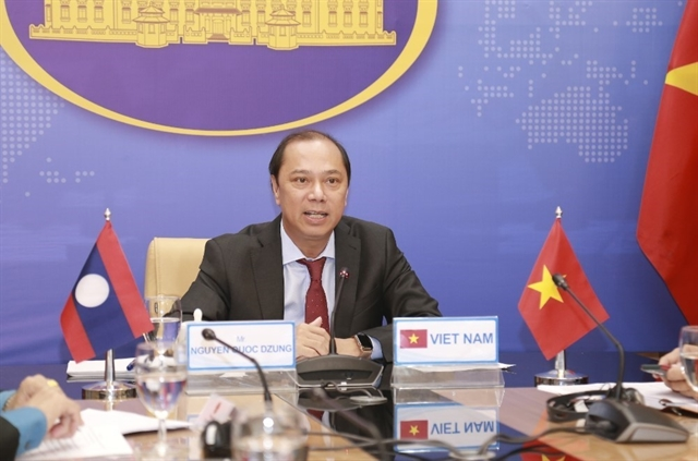 Deputy ministerial-level Việt Nam-Laos political consultation held