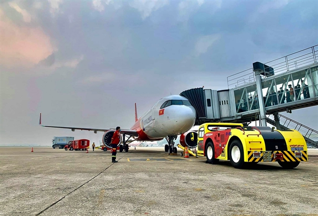 Vietjet remains a rare bright spot on bleakish global aviation map in third quarter