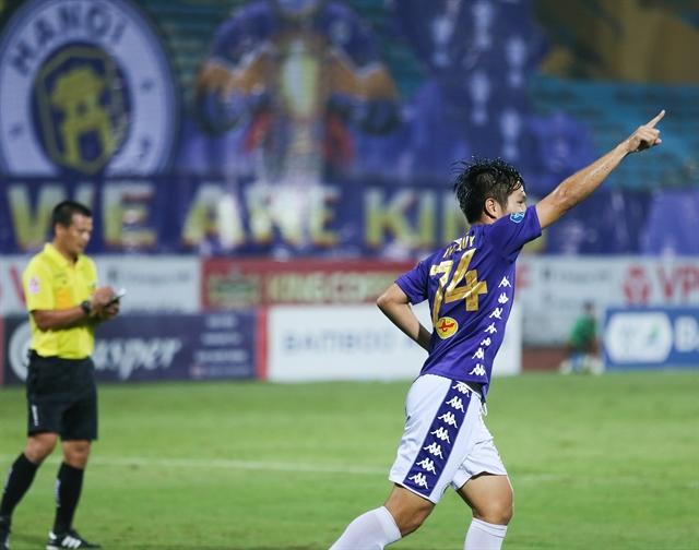 Midfielder Thái Quý a rising star