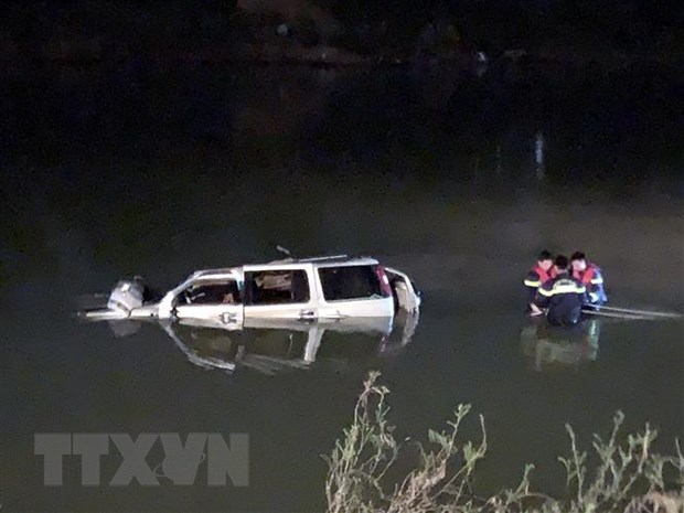 Five die in traffic accident in Nghệ An Province