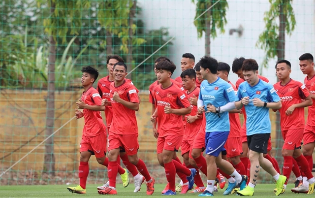 VN U22 team to take part in Toulon Tournament