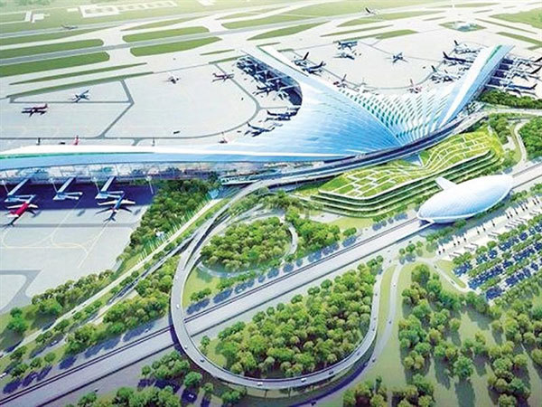 Long Thành international airport cost to be cut by 103m after assessment