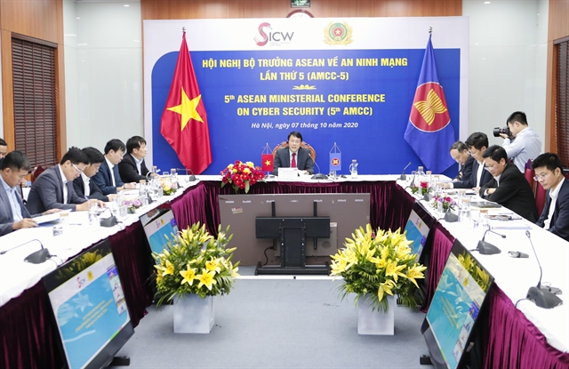Việt Nam commits to cybersecurity co-operation with ASEAN: deputy minister