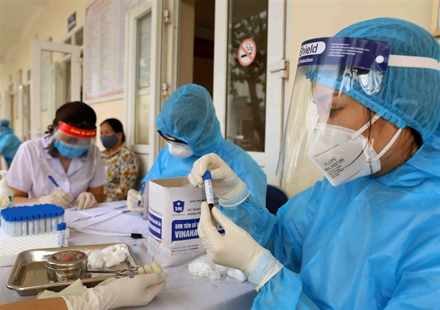 VN reports one imported COVID-19 case on Wednesday