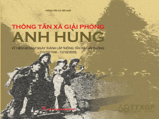 Book celebrating history of Vietnam News Agency released