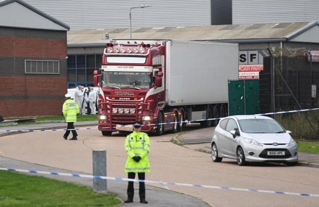 Man admits immigration offence in Essex lorry case
