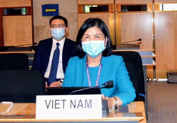 Việt Nam actively engages in UNHRCs 45th regular session
