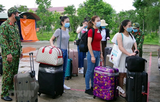 VN reports one imported COVID-19 case on Thursday