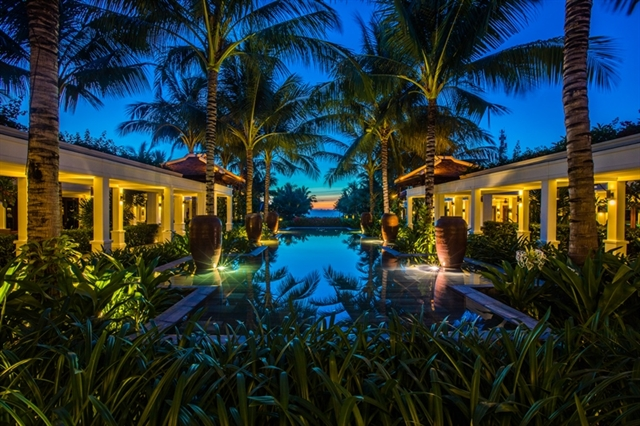 Five Vietnamese resorts named among Asias best by Condé Nast Traveler readers