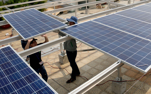 HCM City installs over 11000 rooftop solar power systems