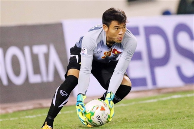 After success with Viettel goalie Mạnh targets return to national team