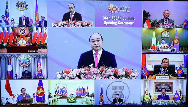 ASEAN and Việt Nams active contributions