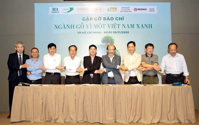 VN wood products industry vows to develop in sustainable responsible manner