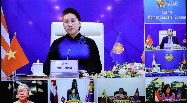 First ASEAN Women Leaders Summit empowers females roles