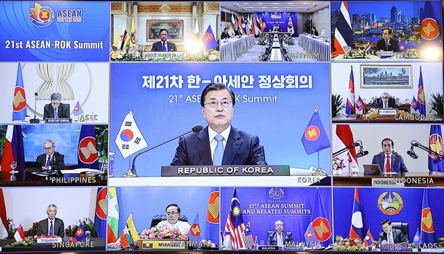RoK President unveils initiative to deepen cooperation with Southeast Asia