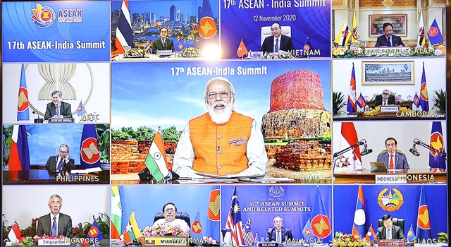 ASEAN India reaffirm ties in 21st century