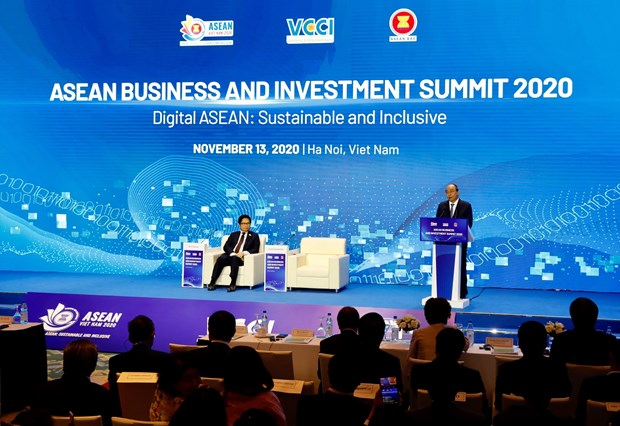 Digitalisation sustainable and inclusive growth discussed at ASEAN Summitconference