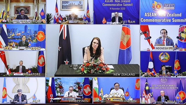 New Zealand commits support for ASEAN during COVID-19 pandemic
