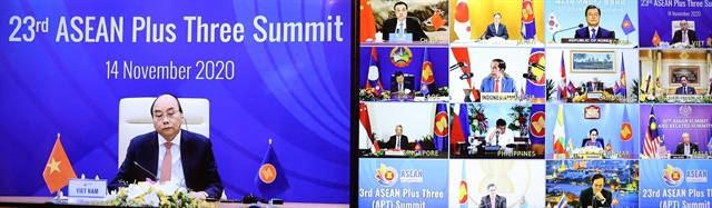 ASEAN3 joins in fight against pandemic