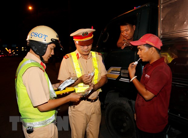 HCM City traffic police starts two-month crackdown on violations