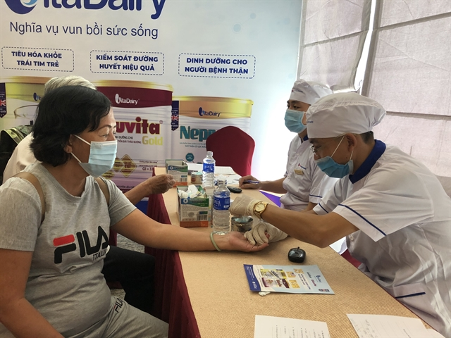 HCM City marks World Diabetes Day