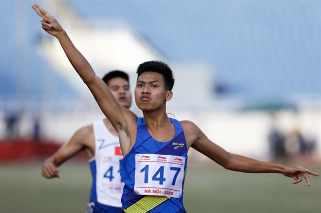 Vietnamese athletes eye SEA Games and Olympics