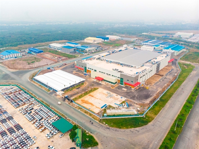 Việt Nam to see boom in supply of industrial property next year: Savills