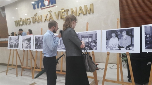 Photo exhibition celebrates Việt Nam and Bulgaria ties