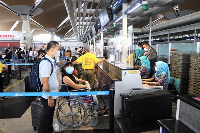 54 repatriation flights scheduled in November-December to bring back 17000 Vietnamese citizens