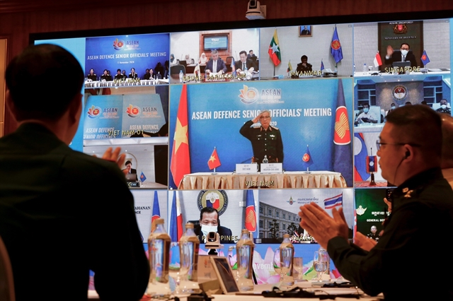 Senior officials meeting highlights ASEAN defence co-operation