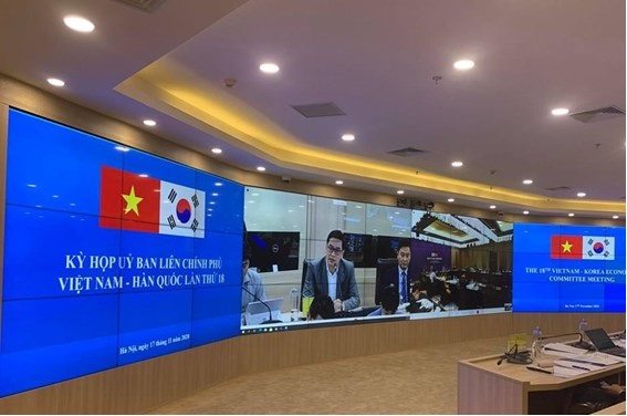 Việt Nam, RoK eye stronger ties