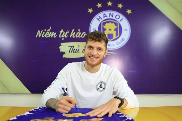 Move to Hà Nội FC adream cometrue for Magno
