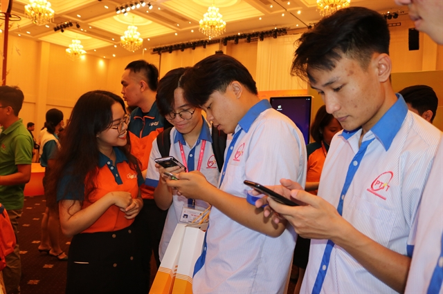 Conferences for IT enterprises kicks off in HCM City