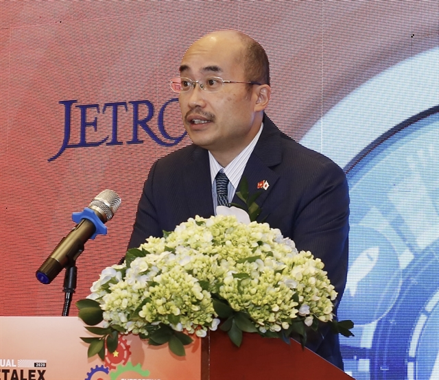 Japanese firms looking to invest in more sectors, localities in VN: JETRO