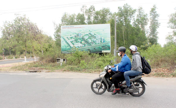 Đồng Nai land price rise hinders land acquisition for public projects