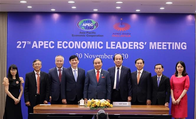 27th APEC Economic Leaders Meeting opens