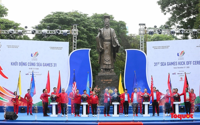 Hà Nội marks one year until hosting SEA Games