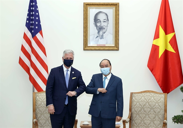 Việt Nam US agree to further cooperation in handling common challenges